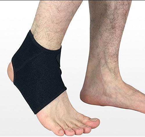 N /A QJYNS Tobillera Soporte Tobillera Compresión Multiuso Y Transpirable Tobillera para Deportes Correr Caminar Caminar Dolor En Las Articulaciones Esguinces Artritis (Solo)