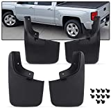 Splash Guards Mud Flaps Compatible For Ford 2004-2014 F150 Splash Guards Mud Flaps...