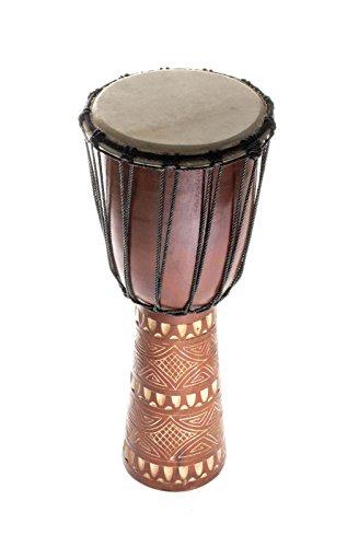 60cm Djembe Tambor Bongo A7