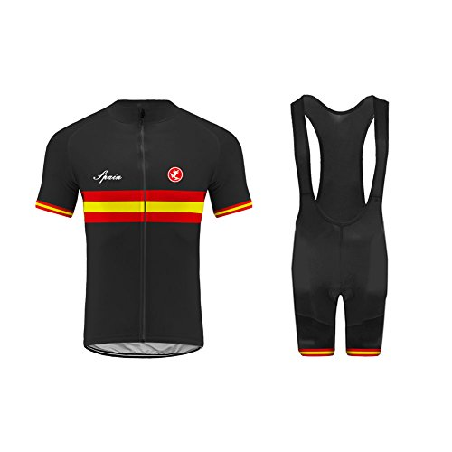 UGLYFROG Bikewear Ciclismo Hombre Bicycle Maillots +Pantalones Cortos Set Manga Corta Verano...