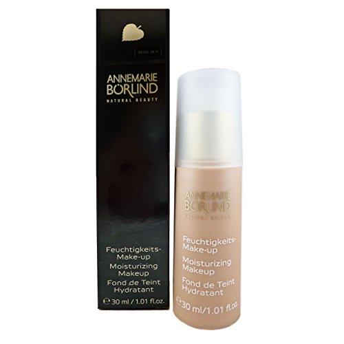 Annemarie Börlind Moisturizing Make-Up 36k beige, 1er Pack (1 x 30 ml)