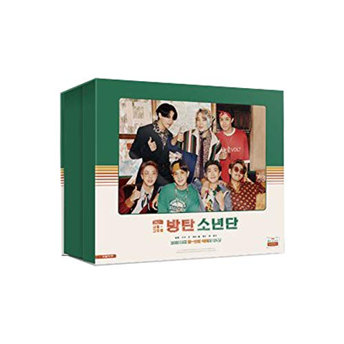 Bangtan Boys BTS 2021 Seasons Greetings (Incl. Random Transparent Photocard Set)