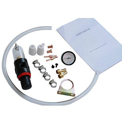 SUNGOLDPOWER CUT50 IGBT Plasma Schneider 50 Amp schneidet bis 15 mm Plasma CUT Inverter Schweißgerät Plasma Ausschnitt Maschine Plasmaschneider Cutting Cutter 230V - 6