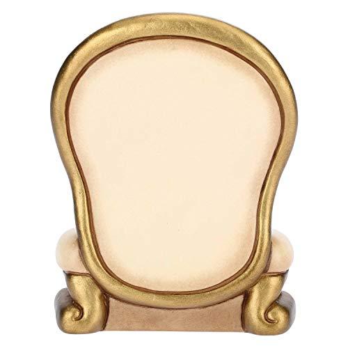 THUN - Coppia Sposini con Cuore - Bomboniere Cerimonia - Anniversario di Matrimonio - Linea I Classici - Formato Grande - Ceramica - 8,83 x 7 x 11,9 h cm