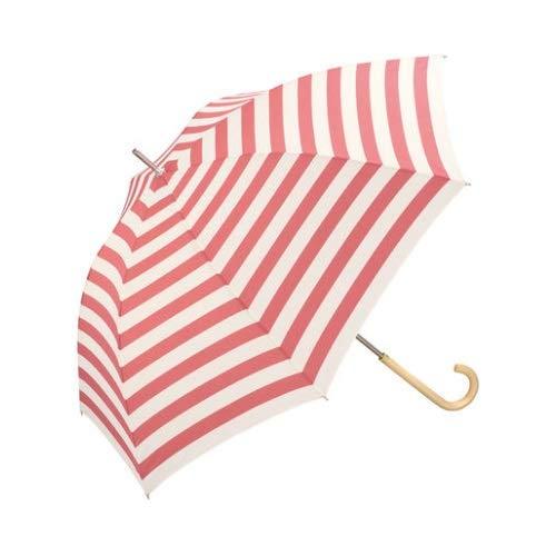 Unbekannt Sonnenschirm Sonnencreme UV-Schutz Starker wasserabweisender Leichter Haltbarer Holzgriff (Color : C)