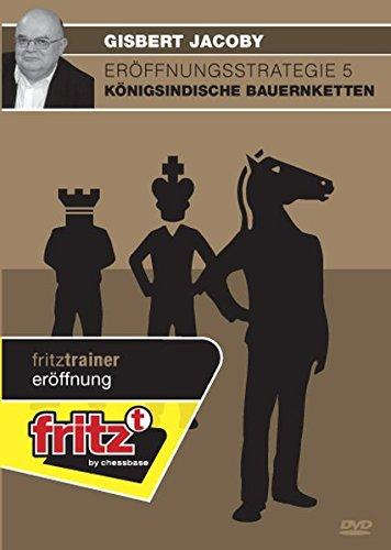 Eröffnungsstrategie 5: Königsindische Bauernketten: fritztrainer - Videoschachtraining