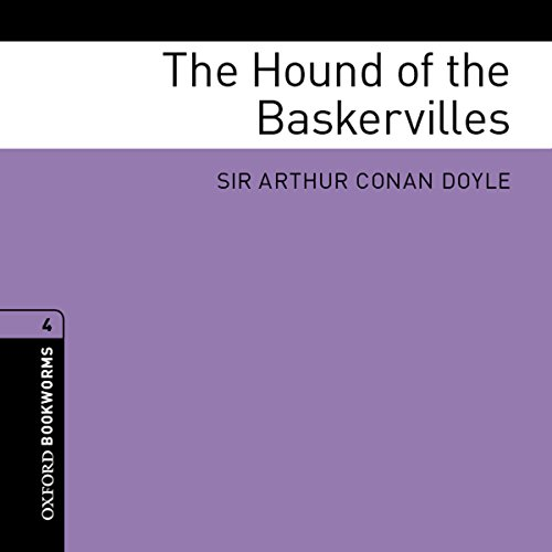 The Hound of the Baskervilles (Adaptation) audiobook cover art