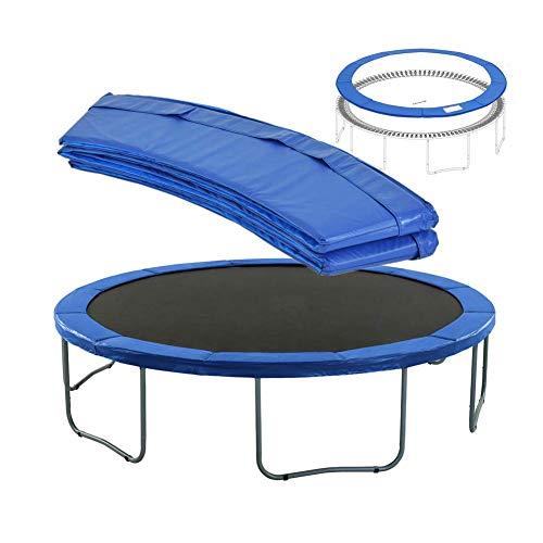 XER Reemplazo De La Almohadilla Envolvente De Trampolín Padding Azul Cubierta De Primavera De Rebote Superior,10ft 3.05m