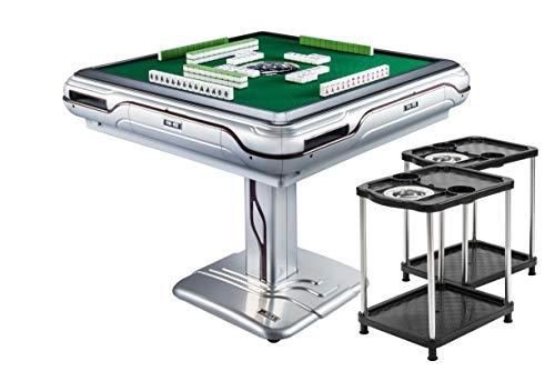 高品質 全自動麻雀卓 FR-Xゼロ PSE付き サイドテーブル・保証書・赤どら・焼鳥・保護カバー全部付き