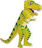 Patentierte Schultüte - Dino Schulrex - 100cm - Dinosaurier T Rex Tyrannosaurus Rex - Stehende...
