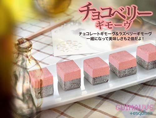 エスキィス まとめ買い お菓子 ギモーヴ 生マシュマロ チョコベリー 5個入り チョコレート ラズベリー スイーツ ギフト プレゼント