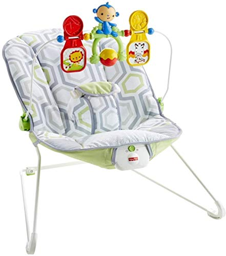 fisher price silla mecedora portátil crece conmigo fabricante Fisher-Price