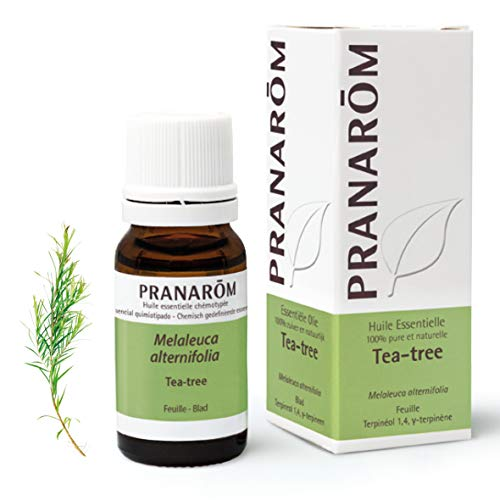 Pranarom - Aceite Esencial de Árbol del Te - Hoja - 10 ml