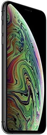 "Apple iPhone XS MAX 16.5 cm (6.5"") 64 GB SIM Dual 4G Gris - Smartphone (16.5 cm (6.5""), 2688 x 1242 Pixeles, 64 GB, 12 MP, iOS 12, Gris)"