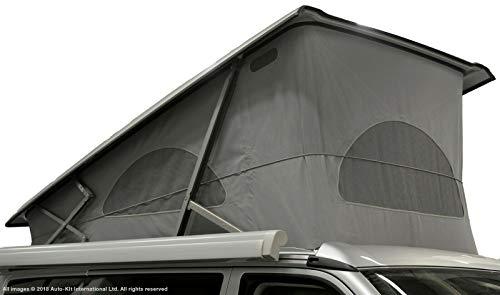 Inka Robustes Bungee-Cord für Mercedes Benz Marco Polo Campper, Grau