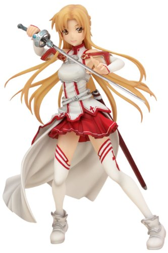Sword Art Online Asuna [1/8 Scale PVC] (japan import)