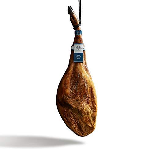Jamón Mangalica Natural Monte Nevado | Mín. 7 kg | Curación Media 28 meses | Pariente Cerdo Ibérico | Sin Gluten, Sin Alérgenos, Sin OGM