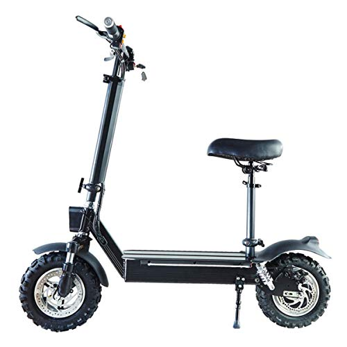 QX Scooters Bicicletas Eléctricas Patinete Eléctrico Patinetes Eléctricos Plegables Batería de Litio...