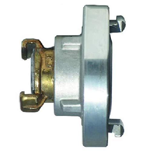 Adapter Klauenkupplung System Geka auf Kupplung Storz C, Übergang, 5000.072