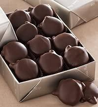 Dark Chocolate Pixies, 1 Lb. in platinum wrap