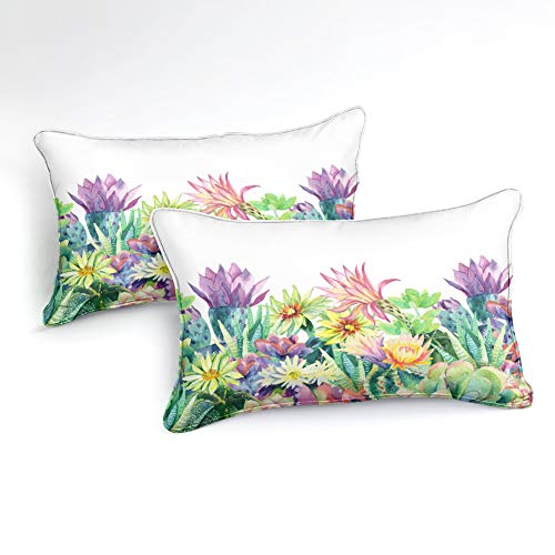 Anwind Cactus Flores Bettwäsche-Set