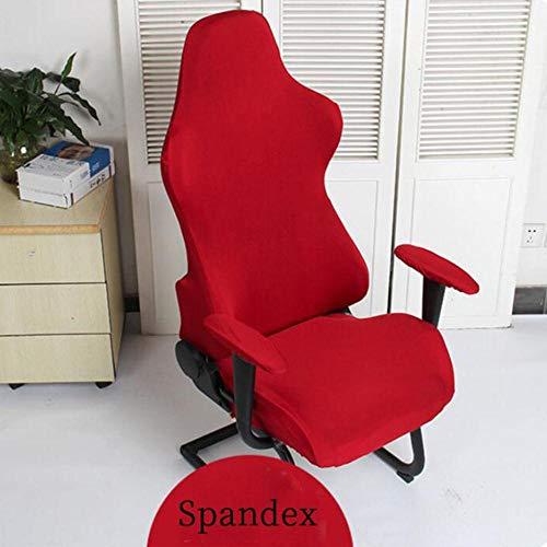 Top Sale Stoelhoes voor computer Stoelhoes Spandex Bureaustoelhoes Beschermer Bureaustoel Hoes voor fauteuilhoes, stijl 4, één maat