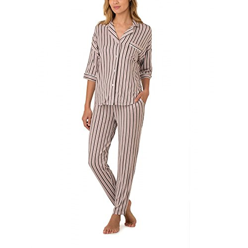 DKNY Modern Attitude Power Stripe Pyjama Gr. 32, rose