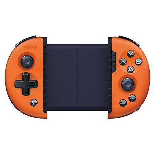 DZSF Pubg Mobile Game Controller Wee 2T Soporte Body Sensation Convertidor de Teclado y Mouse Gamepad iOS/Android Mobile Game,A