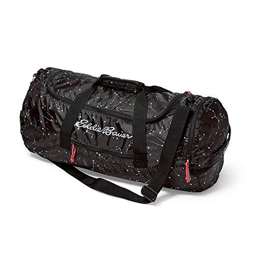 Eddie Bauer Unisex-Adult Stowaway Packable 45L Duffel, Nightsky Regular ONE SIZE