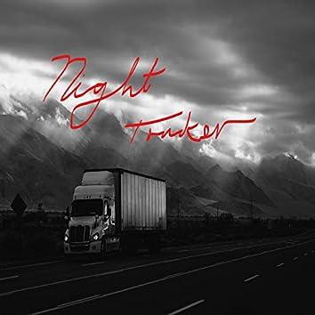 Night Trucker (feat. Raquel Thomas & Blair Allchurch)