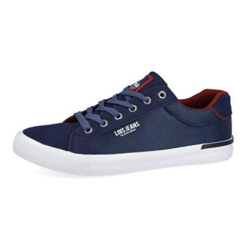 LOIS JEANS Sneaker für Herren 61222 107 Marino Schuhgröße 41 EU