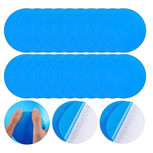 PRINI Zelfklevende PVC reparatie patch reparatie, vinyl zwembad patch reparatie kit plastic reparatie patches kit…