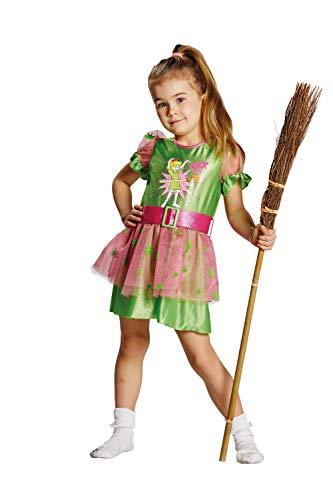 Rubie's 380202 - Kostüm für Kinder - Bibi Blocksberg Dress, 140