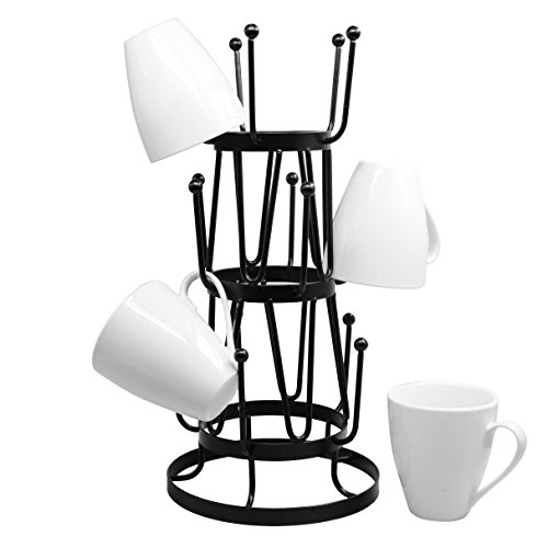 Steel Mug Holder Tree