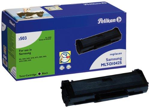 Pelikan 4215451 - Tóner para impresoras láser (1500 páginas, Equivalente Samsung MLT-D10425)