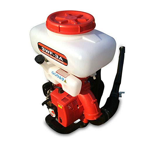 NICE CHOOSE Agricultural Mist Duster Sprayer, 43CC Backpack Gasoline Powered Garden Blower Machine with 14L Tank - US Shipping