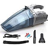 ASdf Car Vacuum Cleaner Four-in-one Multi-Function Vacuum Cleaner Handheld Car Air Pump Handheld