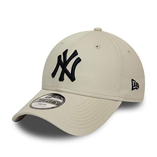 New Era New York Yankees Cap MLB Kinder Kappe verstellbar Baseball Cap beige - Child