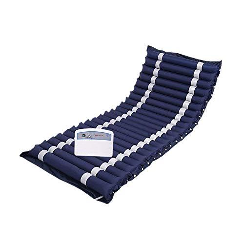 QINAIDI Colchón de Aire médico de colchón de presión alterna para el Tratamiento del Dolor de presión, con Bomba,2
