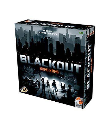 Blackout. Hong Kong, Galápagos Jogos
