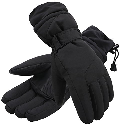 Simplicity Women's Ski Gloves Thinsulate Insulated...