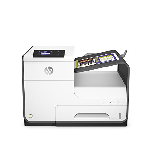 HP PageWide Pro 452dw (D3Q16B) Tintenstrahldrucker (Duplex, WiFi, Ethernet, ePrint, Airprint, Cloud Print, USB, 2400 x 1200 dpi) weiß