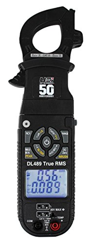 UEi Test Instruments DL489 True RMS Meter