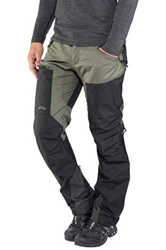 Lundhags Antjah II Pantalon Homme, Forest Green/Black Modèle EU 58 | 3XL 2020