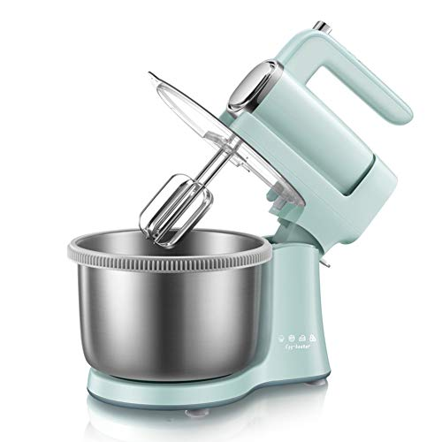 BUTTERFLYSILK Robot de Cocina, Batidora, Amasadora, 4L