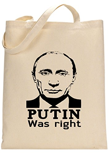 President Putin Was Right Custom Made Tote Bag
