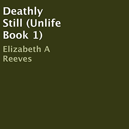 Deathly Still audiobook cover art