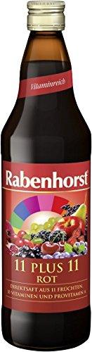 Rabenhorst 11 plus 11 rot, 750 ml
