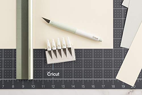 Cricut TrueControl Knife - For Use As a Precision Knife, Craft knife, Carving Knife and Hobby Knife - For Art… |