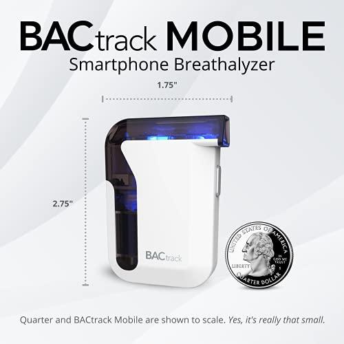 BACtrack BTM5 - Alcoholímetro con Bluetooth